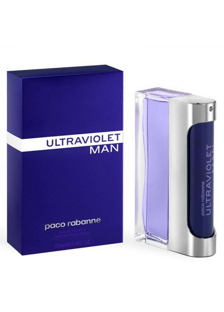 PERFUME PACO RABANNE ULTRAVIOLET EDT 100ML HOMBRE