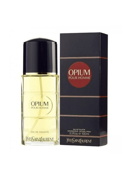 PERFUME YVES SAINT LAURENT OPIUM EDT 100ML HOMBRE