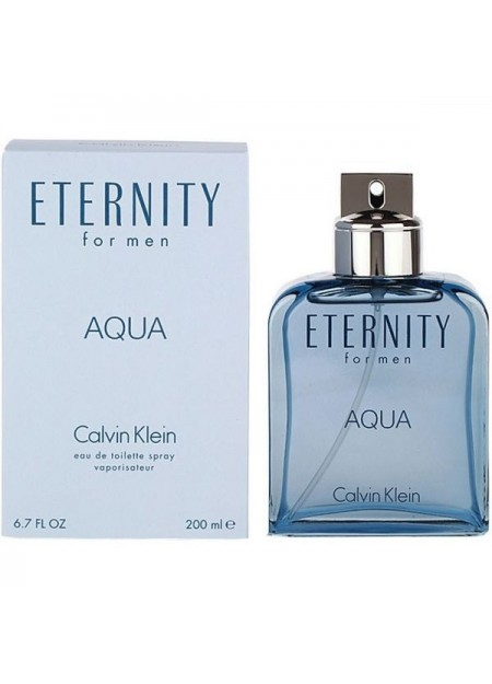 Perfume Calvin Klein Eternity Aqua Edt 200 Ml (h)