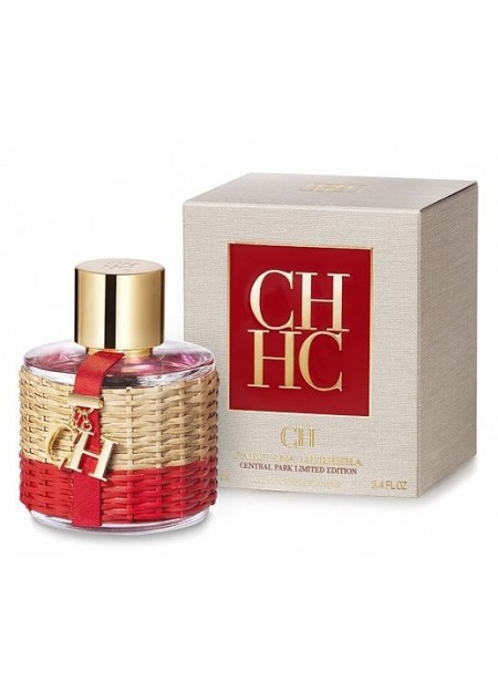 Perfume Carolina Herrera Ch Central Park Edt 100 Ml (m)