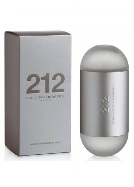 Perfume Carolina Herrera 212 Woman Edt 30 Ml