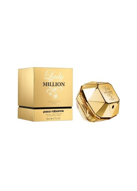PACO RABANNE LADY MILLION EDP.