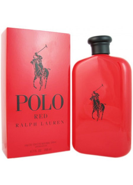 PERFUME RALPH LAUREN POLO RED EDT 200ML HOMBRE