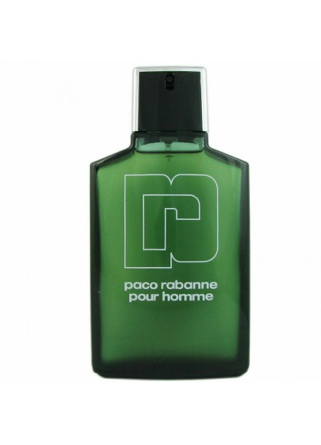 PERFUME TESTER PACO RABANNE POUR HOMME VERDE EDT 100ML HOMBRE
