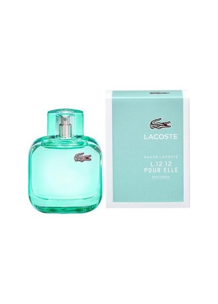Perfume Lacoste L.12.12 Natural Edt 90 Ml