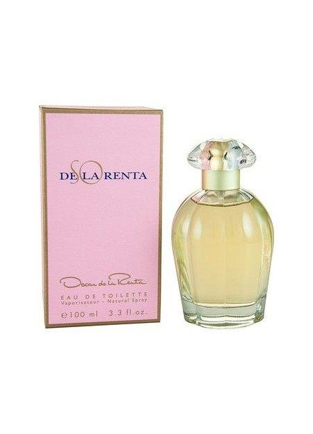 Perfume Oscar De La Renta So Edt 100 Ml (m)