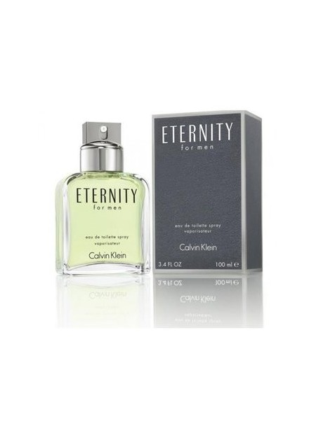 Perfume Calvin Klein Eternity Men Edt 100 Ml (h)