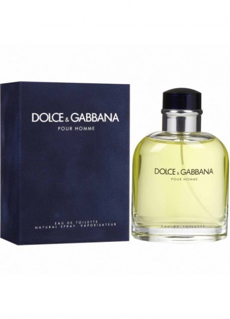 Perfume Dolce & Gabbana Pour Homme Edt 200 Ml (h)