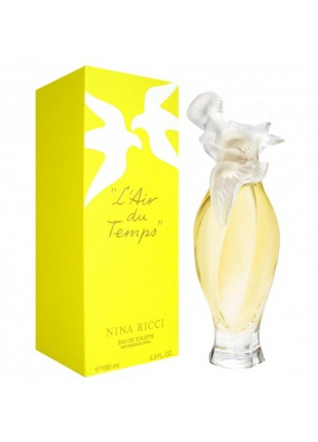 L'AIR DU TEMPS EDT 100 ML MUJER