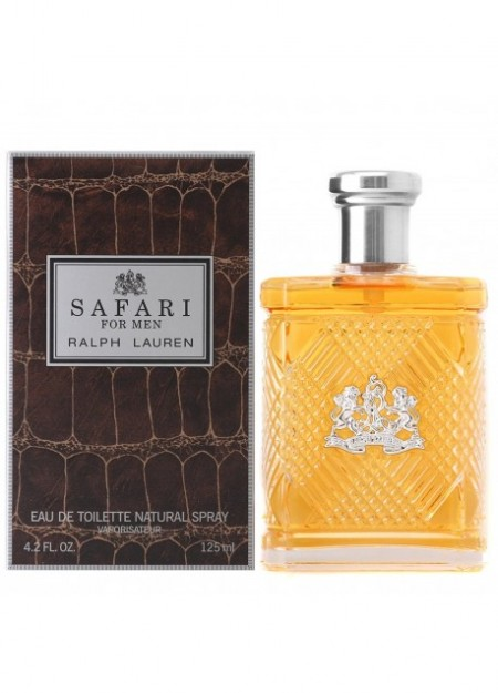 PERFUME RALPH LAUREN SAFARI EDT 125ML HOMBRE