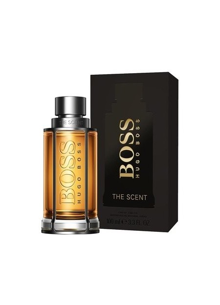 Perfume Hugo Boss The Scent Edt 100 Ml