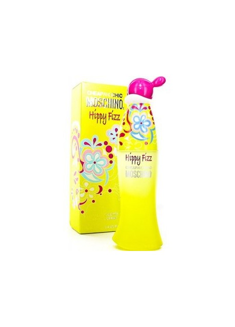 Perfume Moschino Hippy Fizz Edt 100 Ml (m)