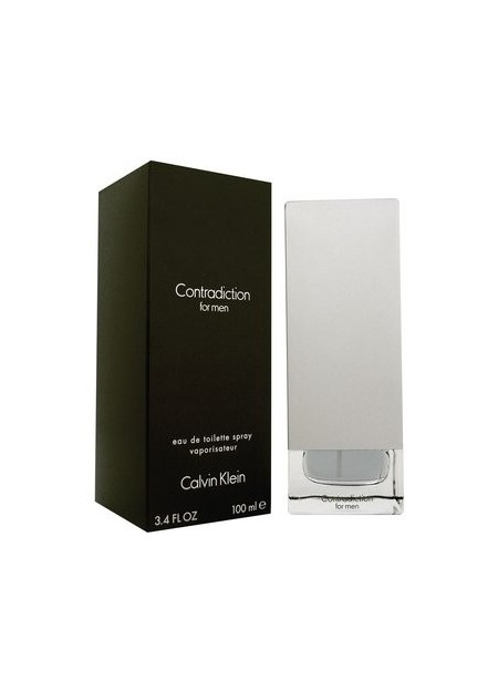 CALVIN KLEIN CONTRADICTION FOR MEN EDT.