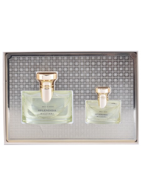 Perfume Set Bvlgari Splendida Edp 50 Ml 2 Pcs