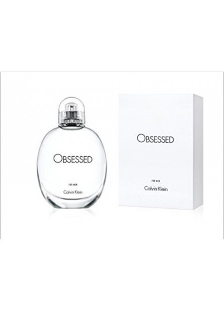 CALVIN KLEIN OBSESSED FOR MEN EDT.