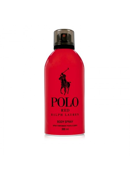 Body Polo Red 300 ML