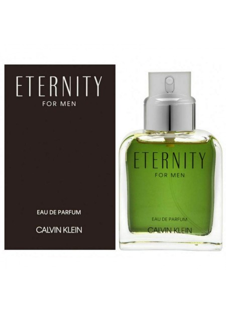 CALVIN KLEIN ETERNITY FOR MEN EDP.