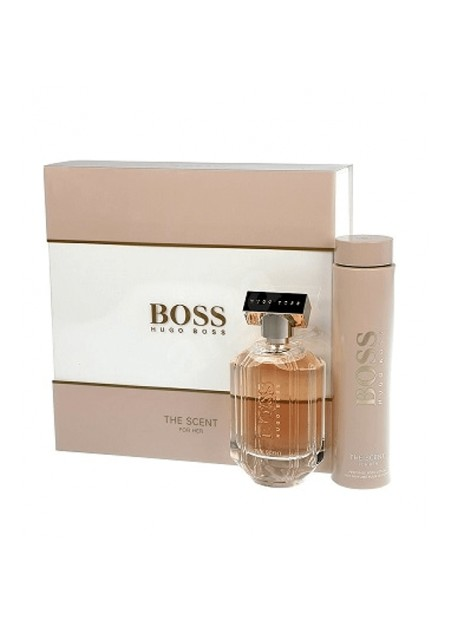 HUGO BOSS THE SCENT SET EDP.