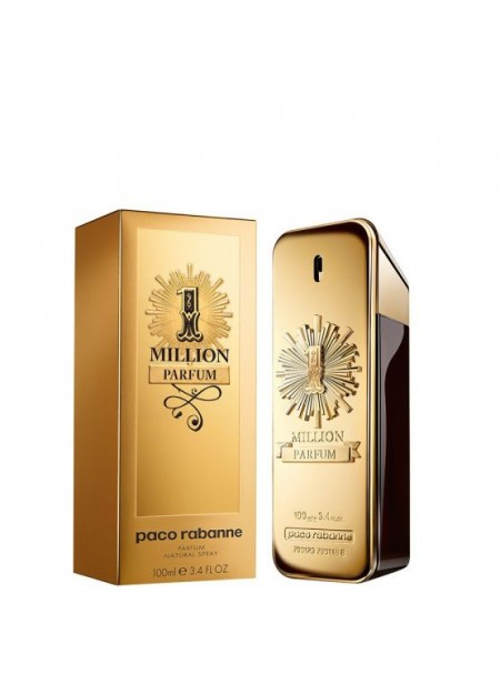 PERFUME PACO RABANNE ONE MILLION PARFUM 100ML HOMBRE