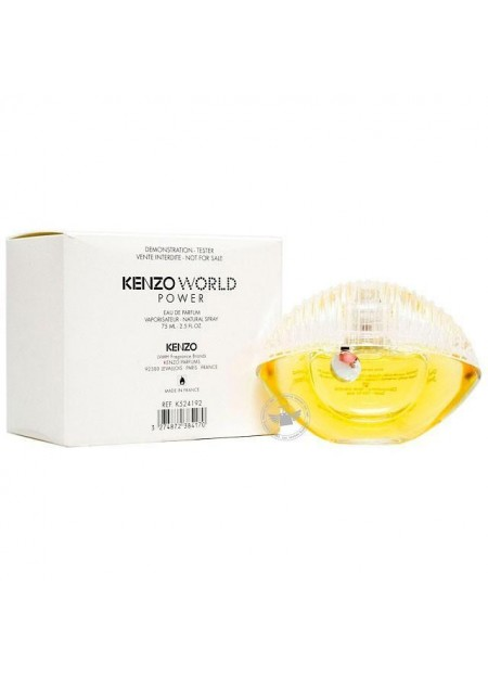 KENZO WORLD POWER TESTER EDP.