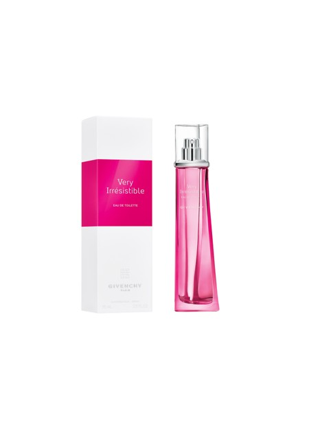 GIVENCHY VERY IRRESISTIBLE EDT .