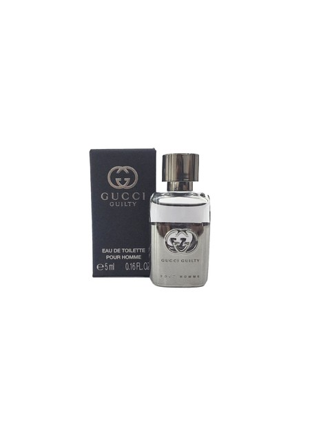 MINIATURA GUCCI GUILTY EDT.