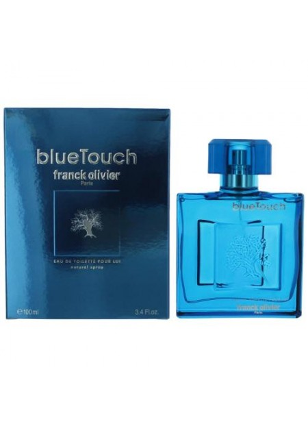 Perfume Franck Oliver Blue Touch Edt 100 Ml Hombre
