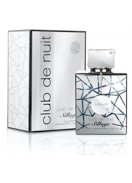 Perfume Armaf Club De Nuit Sillage Edp 105ml