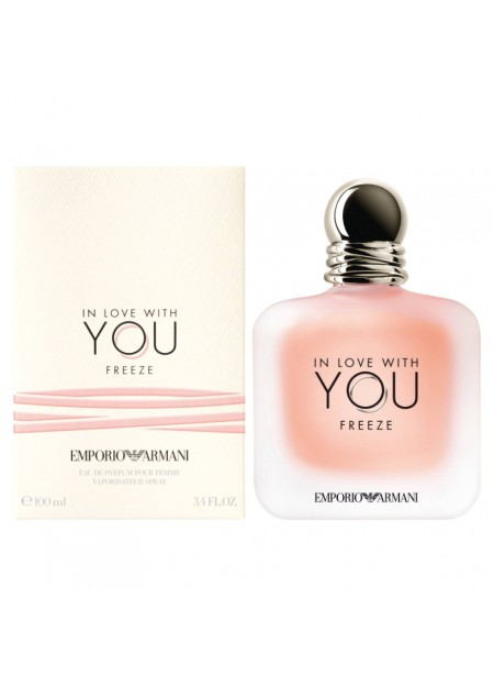 Perfume In Love With You Freeze Edp 100 Ml Mujer