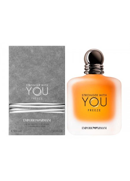 Perfume Stronger With You Freeze Edt 100 Ml Hombre