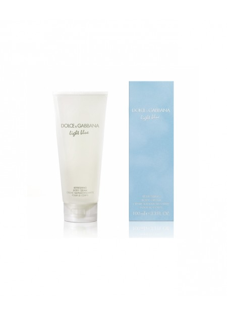 Light Blue Crema Corporal 100 Ml