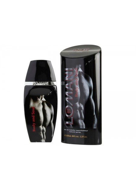Perfume Body And Soul Edt 100 Ml Hombre