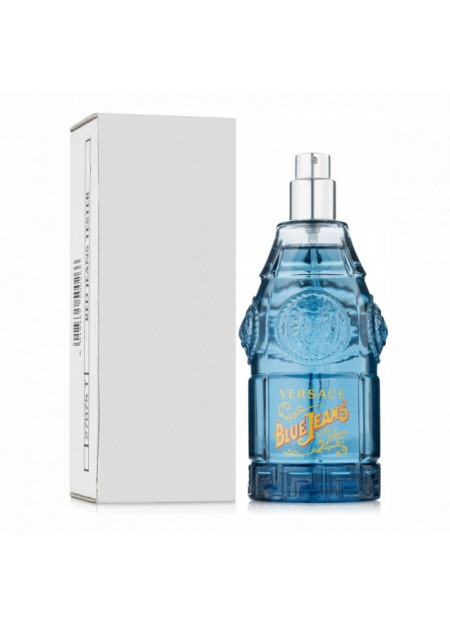 Tester Versace Red Jeans Edt 75 Ml