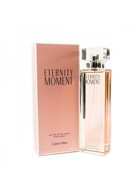 Perfume Calvin Klein Eternity Moment Edt 100 Ml (m)