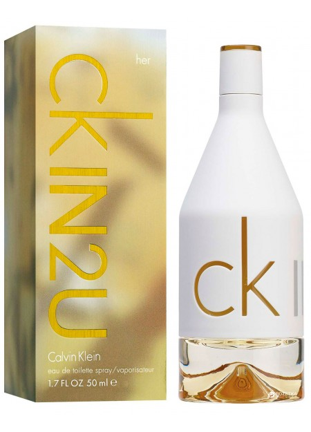Perfume Calvin Klein In2u Edt 100 Ml