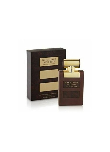 PERFUME ARMAF SHADES WOOD EDT 100ML HOMBRE