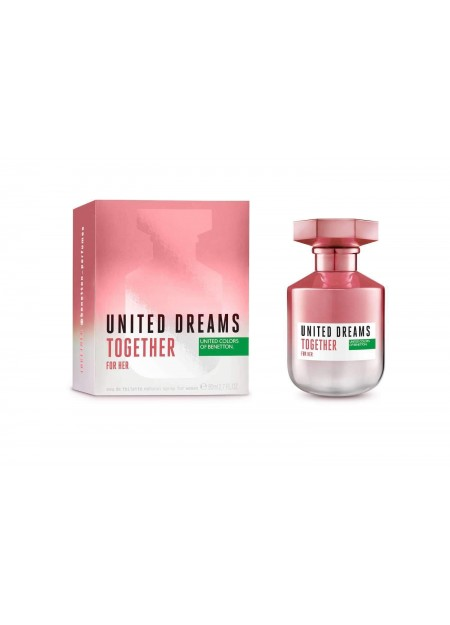 UNITED DREAMS TOGETHER HER EDT.