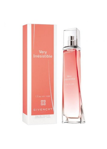 GIVENCHY VERY IRRESISTIBLE L'EAU ROSE EDT.