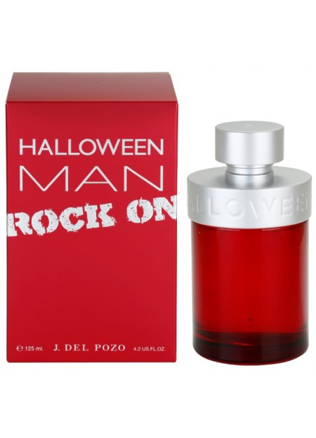 PERFUME JESUS DEL POZO HALLOWEEN ROCK ON EDT 125ML HOMBRE