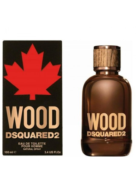 DSQUARED2 WOOD EDT.