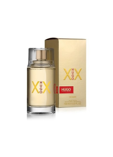 Perfume Hugo Boss XX Edt 100 Ml (m)