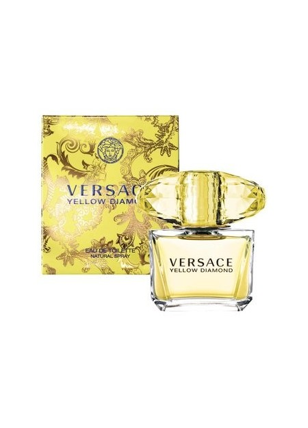 Perfume Versace Yellow Diamond Edt 90 Ml (m)