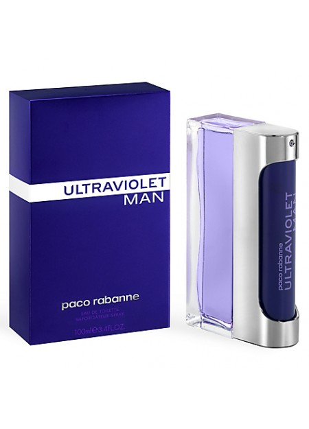 PERFUME TESTER PACO RABANNE ULTRAVIOLET MAN EDT 100ML HOMBRE