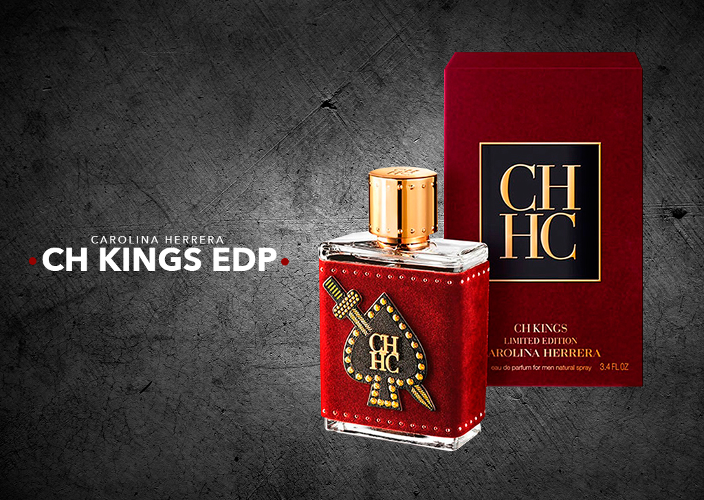 Carolina Herrera CH Kings EDP